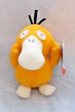 "RARE Nintendo 2000 - Pokemon - 7"" Psyduck - Soft Toy / Plush Teddy"
