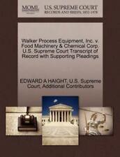 Walker Process Equipment, Inc. V. Food MacHinery and Chemical Corp. U. S....