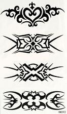New Einmal-Tattoo Temporary Body Art Wasserdicht HM392 Neu