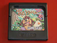Taz-Mania (Sega Game Gear) Cartridge Only - Cleaned & Tested
