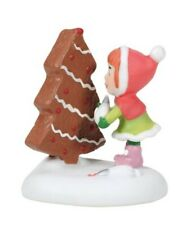 Dept 56 North Pole Ginger's Gingerbread Cookie #6005438 Brand New 2020 Free Ship