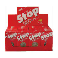 SUPER STOP Cigarette Filters, Remove Tar & Nicotine 20 Packs (600 Filters)