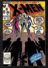 X-Men #244 VF+ 8.5 1st Jubilee! Marvel Comics