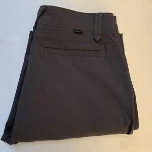 NWOT Oakley Mens Take 2.5 Golf Pants Gray Size 30x32 New $80 👀🔥