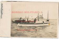 J487 Kiel 1910 kaiserliche Marine Schlachtkreuzer Motorboot-Standarte Barkasse !