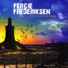 Fergie Frederiksen – Any Given Moment CD Frontiers 2013 USED