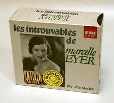 LES INTROUVABLES DE MARCELLE MEYER - CLUYTENS - EMI 6xCDs STILL SEALED