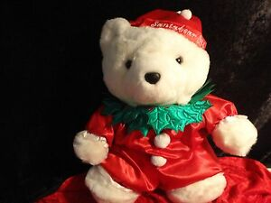 Dayton Hudson's 1994 SANTA BEAR with no Book