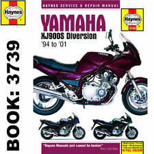 Yamaha XJ900S Diversion 1994-2001 Haynes Workshop Manual