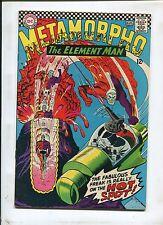 METAMORPHO #7 (7.0) THIS FABULOUS FREAK IS REALLY ON THE HOT SPOT! 1966