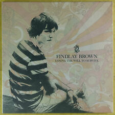 Findlay Brown - Losing The Will To Survive / Just Like Honey - Peacefrog PFG102