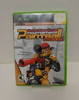Greg Hastings' Tournament Paintball Max'd (Microsoft Xbox, 2005) COMPLETE FAST