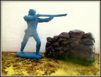 LOD/BARZSO Lewis & Clark PLAYSET 54mm-Battle o New Orleans Pirate Riflman Conte
