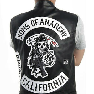 Sons Of Anarchy Vest Products For Sale Ebay