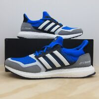 Adidas Ultra Boost SL Blue Cloud White Grey Mens Shoes Multi Sizes