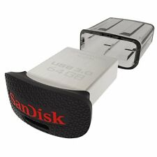 Memoria USB SanDisk 64GB Ultra Fit 3.0