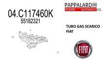 COLLETTORE SCARICO 55182321 FIAT BRAVA 1.6 16V