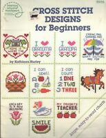 Counted Cross Stitch Patterns Cross Stitch For Beginners 28 Projects