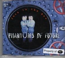 (CY741) Phantoms of Future, Jack In The Box - 1995 CD