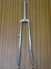 "27""RACING BIKE FORK GENUINE NOS MADE IN 70's IDEAL 60's,70's,80's BIKE REBUILD"