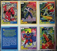 Verzamelkaarten, ruilkaarten 2012 Marvel's Greatest Heroes Foil Case Topper Card CT2 Verzamelingen