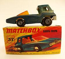 Matchbox superfast N°37 Soopa Coopa en boîte