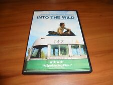 Into the Wild (DVD, Widescreen 2008) Used Emile Hirsch, Marcia Gay Harden