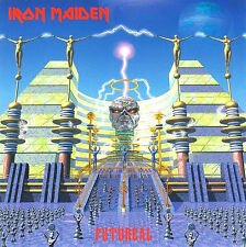 Iron Maiden - Futureal EP Vinyl LP Heavy Metal Sticker or Magnet