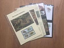 WWF-Briefmarken 1984: Komplettes Kapitel: Jamaica -  Jamaika-Schlankboa