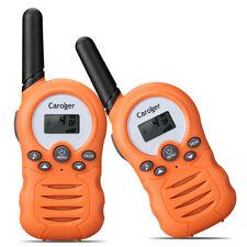 2x 2-Way License-Free 22 Channel Walkie Talkies FRS/GMRS 3300Meters Interphone