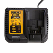 DEWALT DCB115 XR Multi Voltage Li-ion Battery Charger