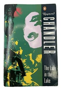 The Lady in the Lake Raymond Chandler ISBN 9780140108941