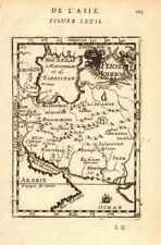 PERSIA (IRAN). 'Perse Moderne'. Iran. ????? Towns & rivers. MALLET 1683 map
