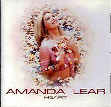 CD - AMANDA LEAR - Heart