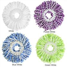 Replacement Microfibre Mop Micro Head Clean Refill For 360° Spin Magic Dry