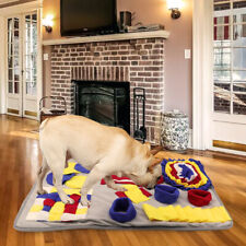 Funny Dog Snuffle Mat Dog Feeding Mat Interactive Dog Toys with Foraging Skills