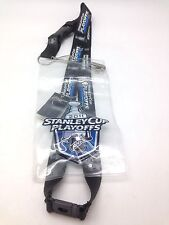 2011 NHL Hockey Stanley Cup Playoffs Lanyard Ticket Holder Souvenir Lapel Pin LA