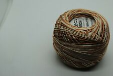 Variegated Tans-Browns Size 1 Thread #40199