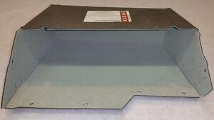 1968-69 Buick Skylark Glove Box Liner Non A/C Felt Lined GS