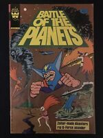 Battle of the Planets #9 1980 Original Whitman 3 Pack Comic Book
