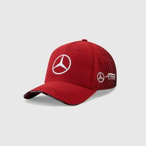 Mercedes AMG Petronas F1 Adults Team Cap - 2020/21 - Red/Black