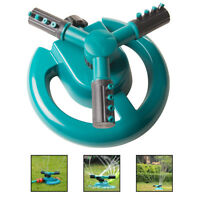 2018 NEW 360° Lawn Circle Rotating Water Sprinkler Garden Hose Irrigation Tool