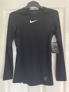 Nike Mens Pro Core Sri Fit Base Layer Long Sleeve Size Small BNWT