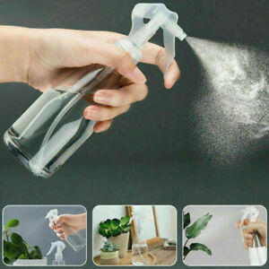 200ml Empty Spray Bottle Hairdressing Water Fine Mist Container Hair Salon