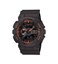 Casio Ga-110ts-1a4er Mens Watch XL Analogue-digital Display and G-shock Resin GA