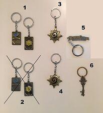 4 Kartenpackungen incl. Schlüsselanhänger Kette Code Hearthstone Card Pack