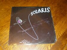 Solaris LP self titled