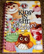 Kids in the Kitchen Cookbook~Gooseberry Patch~2006~VGUC