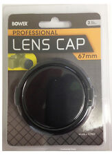 Bower 67mm Snap on Lens Cap for Nikon Canon Sony Tamron Lens