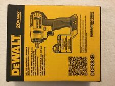 "New Dewalt DCF883B 3/8"" 20V 20 Volt Max Impact Wrench (NIB) (Hog Ring Anvil)"